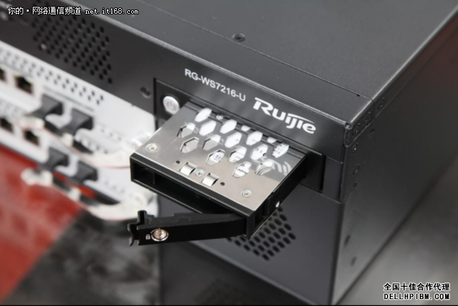 RG-WS7216-U多业务无线控制器评测外观