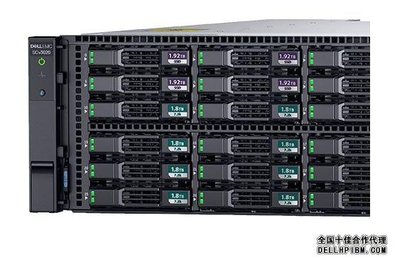 Dell EMC SCv3000系列存储阵列